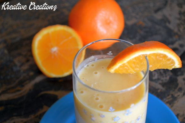 Dreamsicle Smoothie5