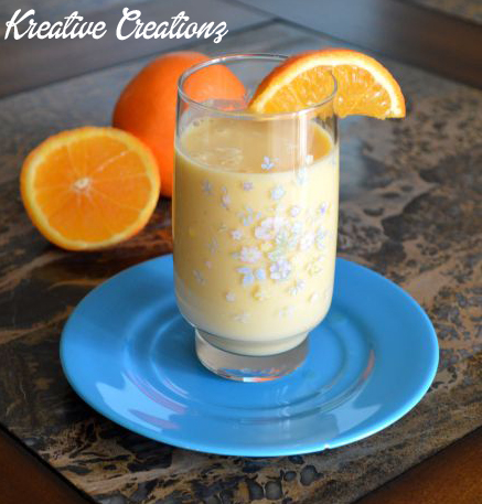 Dreamsicle Smoothie6