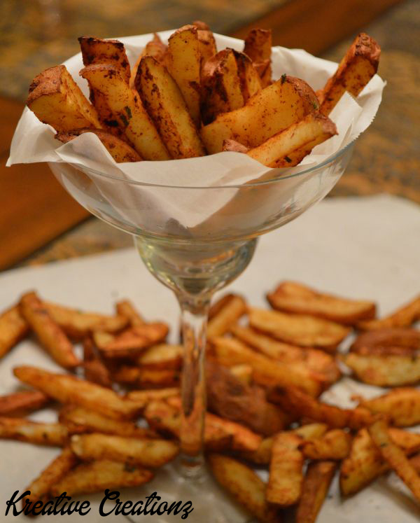 Spiced Baked Fries 1a