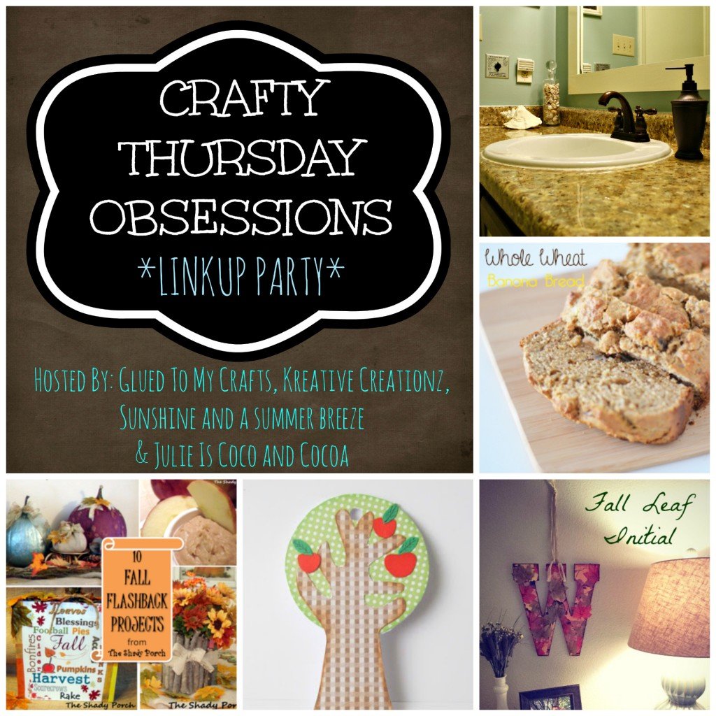 crafty thursday obsession 31
